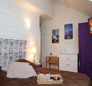 chambre d'hôtes albi Villa Bellevue chambre pyrenees